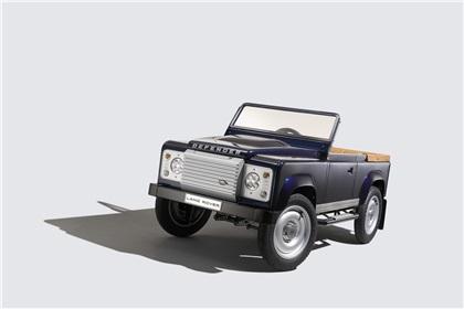 Land Rover Defender: Pedal Car Concept