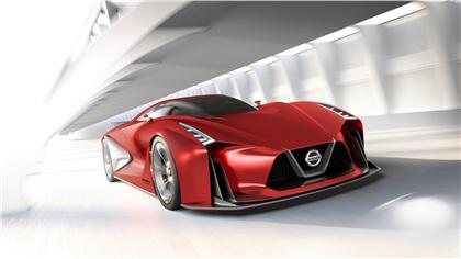 Nissan Concept 2020 Vision Gran Turismo (2015)