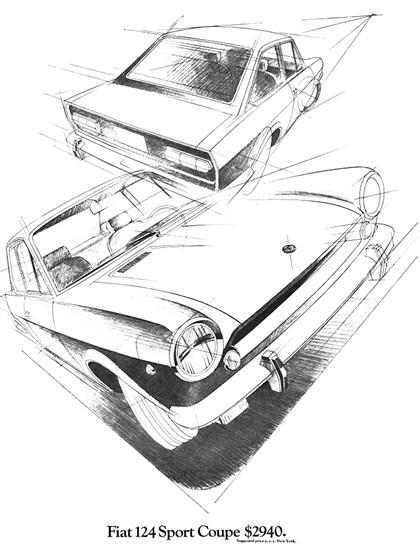 Fiat Advertising (1969)