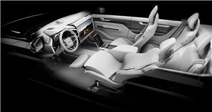 Volvo Concept 26 (2015): Autonomous Future