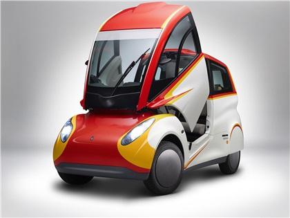 Shell Concept Car by Gordon Murray (2016)