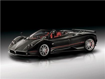 Pagani Zonda Roadster F (2006): Cамый быстрый родстер в мире