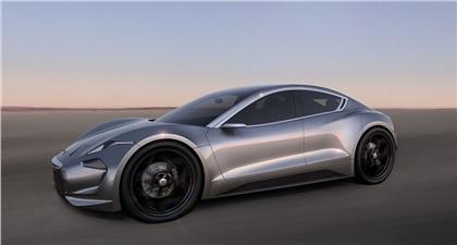 Fisker EMotion: Luxury electric vehicle
