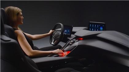 Acura Precision Cockpit Concept (2016)