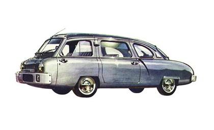 НАМИ-013 (1949-53)