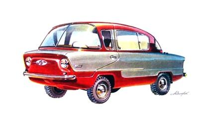 НАМИ-А50 «Белка» (1955-1956)