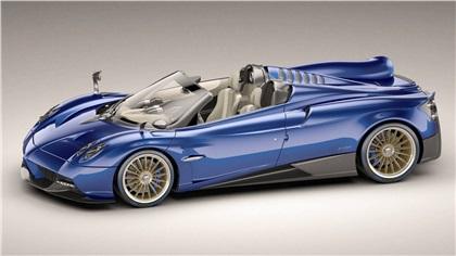 Pagani Huayra Roadster (2017): Суперкар за 2,3 миллиона евро