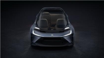 NextEV NIO EVE (2017): Future vision of autonomy