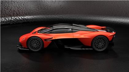 Aston Martin Valkyrie (2019): Гиперкар мощностью 1130 л.с.