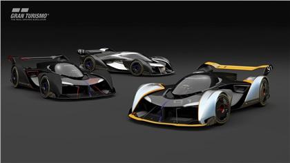 McLaren Ultimate Vision Gran Turismo (2017)