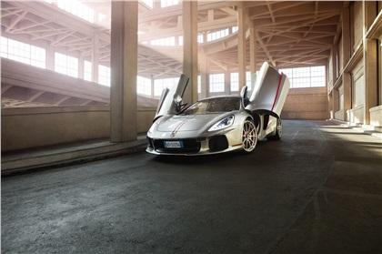 ATS GT supercar (2017)