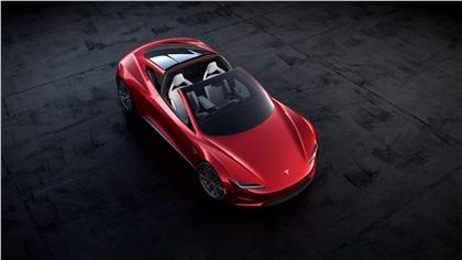 Tesla Roadster (2020): 1,9 секунды до 96 км/ч и полный привод