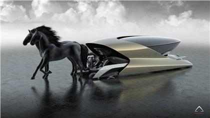 Camal VIVA Concept (2017): Конный экипаж будущего