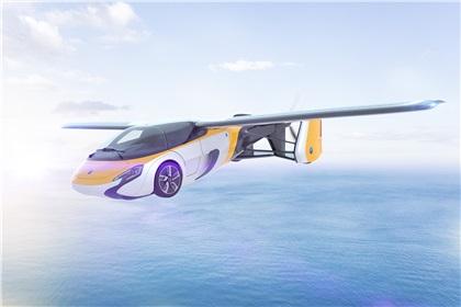 AeroMobil 4.0 STOL (2017): Flying Car