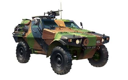Panhard VBL (1987): Light Armored Vehicle