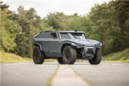 Arquus Scarabee (2018): Перспективная легкая бронированная машина
