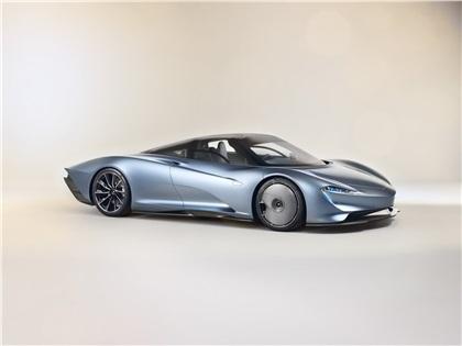 McLaren Speedtail (2018)