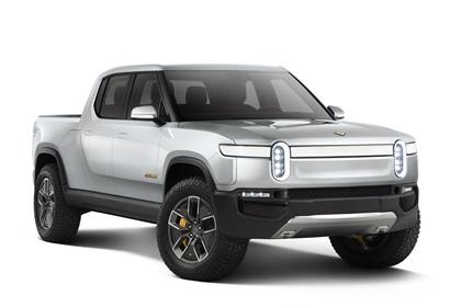 Rivian R1T (2021): Electric Pickup