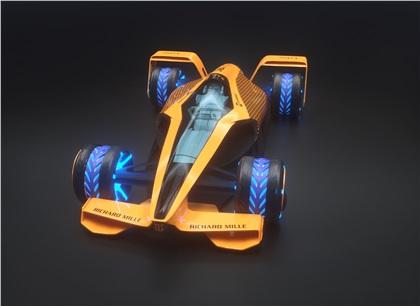 MCLExtreme: McLaren's Vision of Formula 1 in 2050