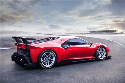 Ferrari P80 / C (2019)