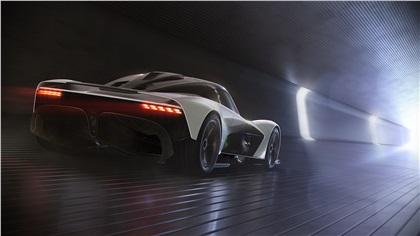 Aston Martin AM-RB 003 (2019)