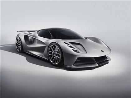 Lotus Evija (2020): World's Most Powerful Road Car