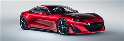 Drako GTE (2020): Электрический суперседан