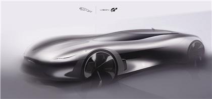 Jaguar Vision Gran Turismo Coupe (2019)