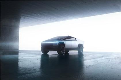 Tesla Cybertruck (2022): Колесница Терминатора