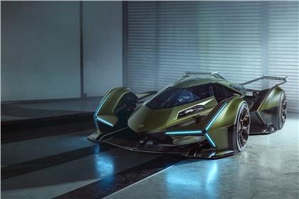 Lamborghini Lambo V12 Vision Gran Turismo (2020)