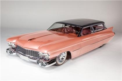 CadMad (2019): 1959 Cadillac Eldorado Brougham-Nomad