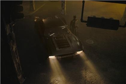 Batmobile (2021): The Batman