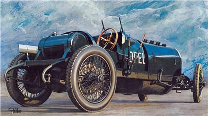 Dokumente Des Automobil Sports: Portfolio by Edouard KUHN