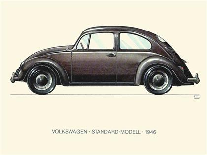 Historische Kraftfahrzeuge Nr.3 (1946–1962): Illustrations by Ralf Swoboda