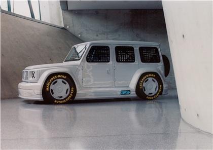 Project Geländewagen (2020): Mercedes-AMG G 63 imagined as a race car