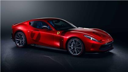 Ferrari Omologata (2020): One-Off Creation Based On The 812 Superfast