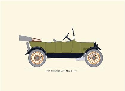 Vintage Motor Cars (1919–1930): Portfolio by George Oliver