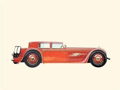 Die klassischen Wagen der dreissiger Jahre: Portfolio by Hans A. Muth