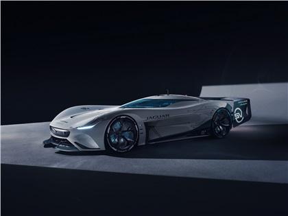 Jaguar Vision Gran Turismo SV (2020)