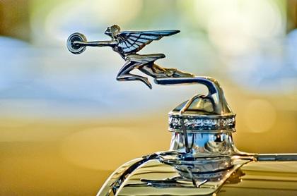 Packard Hood Ornament: 'Goddess of Speed'