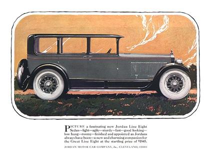 Jordan Advertising Campaign (1926)