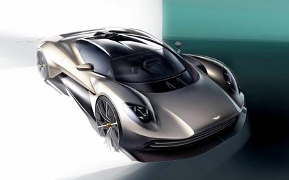 Aston Martin Valhalla (2022)