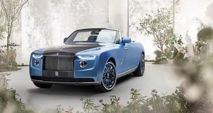 Rolls-Royce Boat Tail (2021)