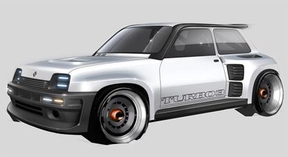 Renault 5 Turbo 3 (2021): Restomod by Legende Automobiles