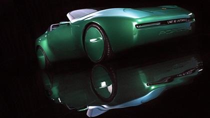 Porsche 968 L'ART By Arthur Kar and L'Art De L'Automobile (2021)