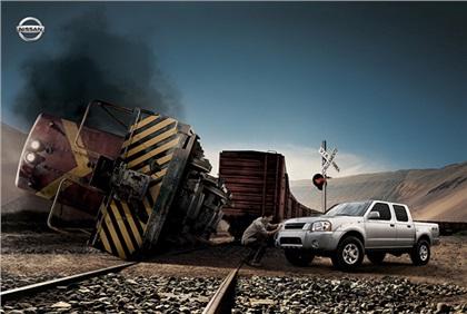 Nissan Pickup (2007): Crossing
