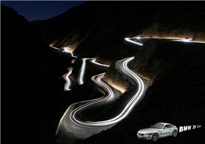 BMW Z4 Coupe (2007): Light