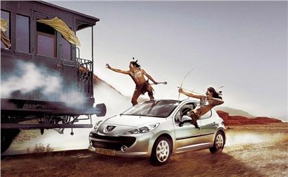 Peugeot 207 (2007): Indians