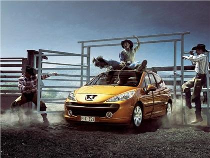 Peugeot 207 (2007): Rodeo