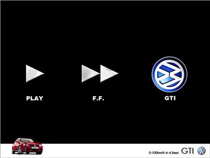 Volkswagen Golf GTI (2007): Very fast